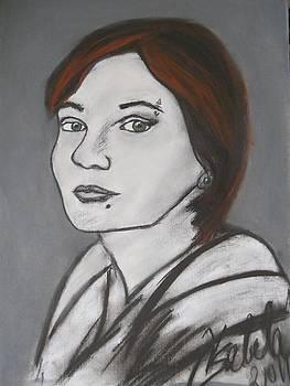 Punk girl by Isabela B