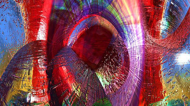 Purple Eye by Erik Tanghe