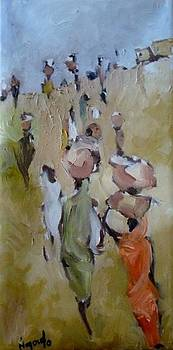 Raheel by Negoud Dahab