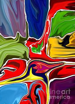 Rainbow by Hasmig Mouradian