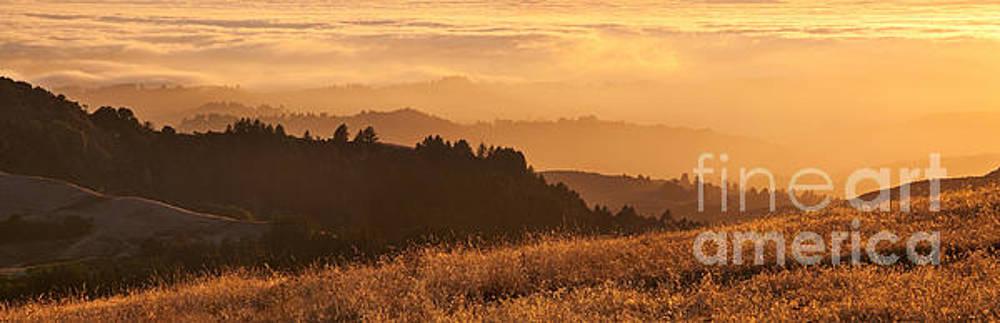 Receding Valley by Matt Tilghman