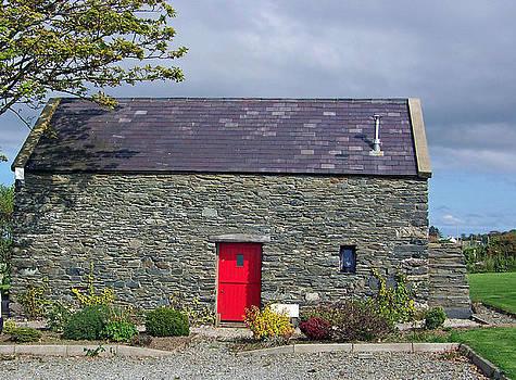 Red Door by Maggie Cruser