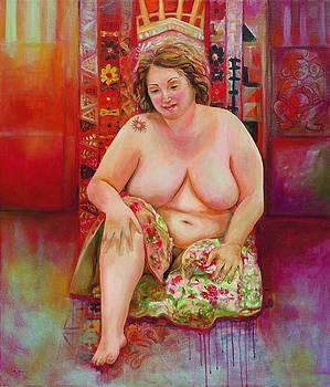 Red Maya by Michal Shimoni