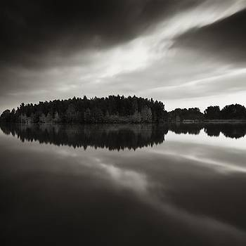 Reflection by Jaromir Hron