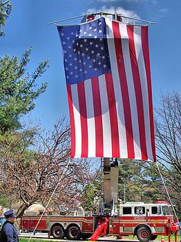 Remembering 911 by Thomas  MacPherson Jr