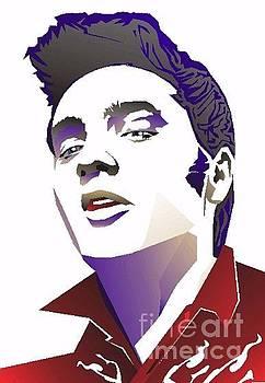 Retro Elvis by Mark Dallmeier