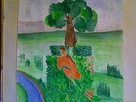 Rib Count By Eve by Nasir Iqbal Chaidhri