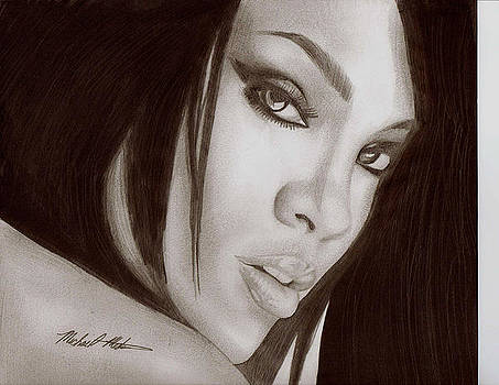 Rihanna by Michael Mestas