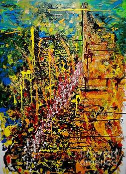Ritual Bali 1 by Eddi Lubis