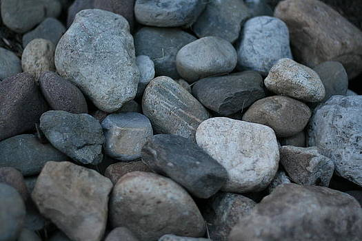 River Rocks Far From Home by Bonnie Boden