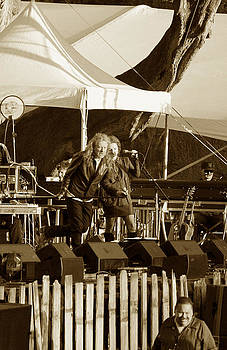 Robert Plant 5621 Sepia by Dennis Jones