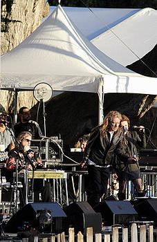 Robert Plant 5623 by Dennis Jones