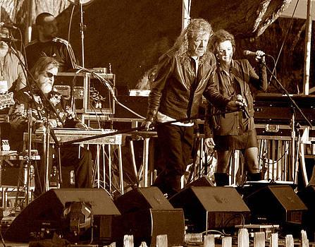 Robert Plant 5627 Sepia by Dennis Jones