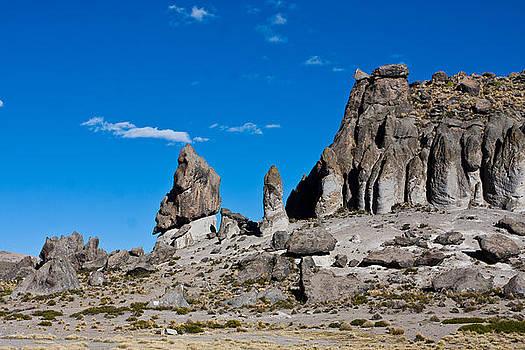 Rock Wall by Kusi Seminario
