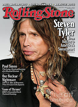 Rolling Stone Cover - Volume #1130 - 5/12/2011 - Steven Tyler by