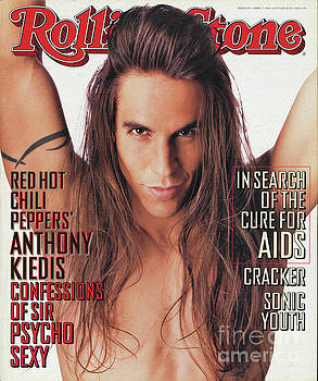 Rolling Stone Cover - Volume #679 - 4/7/1994 - Anthony Kiedis by