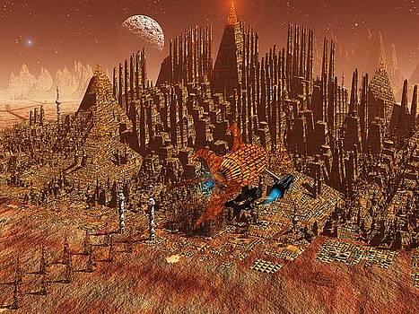 Ruin by Diana Morningstar