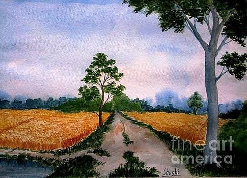 Rural Art India by Shashikanta Parida