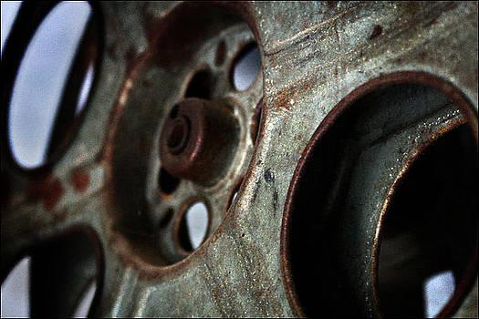 Rusty Reel by Shane Rees
