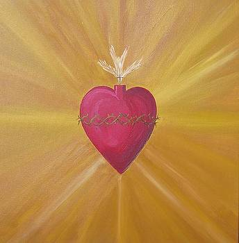 Sacred Heart by Jeff Montgomery
