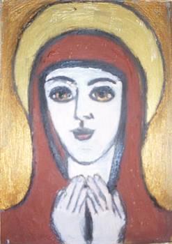 Sainte Paraskeva by Elena Buftea