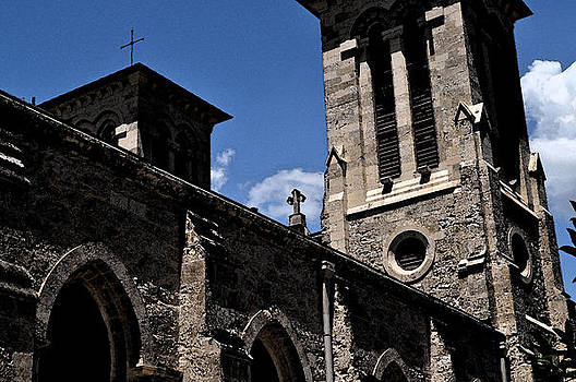San Fernando 3 by Peter  McIntosh
