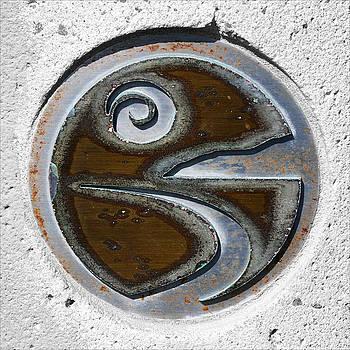 Santa Monica Emblem by Shane Rees