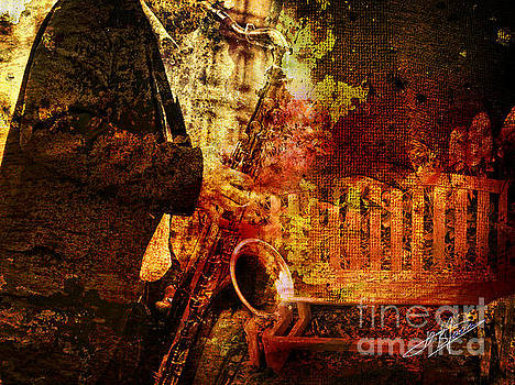 Saxophone Memories by Pavlos Vlachos
