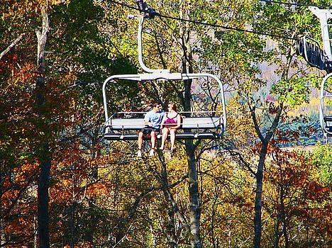 Scenic Ride by Victoria Sheldon