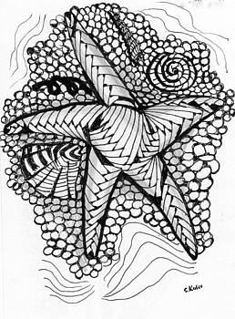 Sea Star by Susan Kubes
