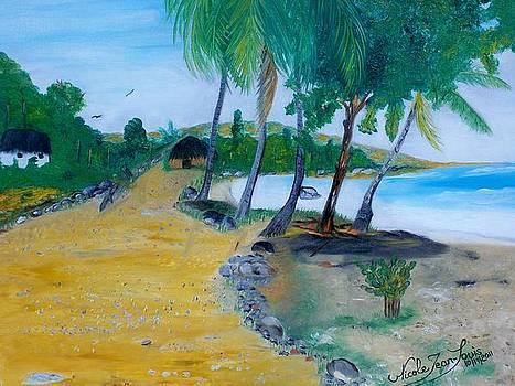 Seascape 1 by Nicole Jean-Louis