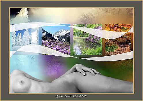 Seasons by Zoldes Hampel Sandor