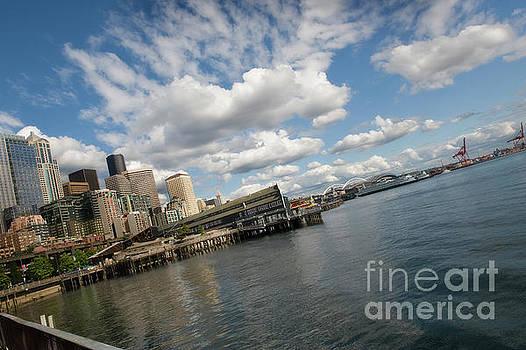 Seattle Aquarium by Steve Shockley