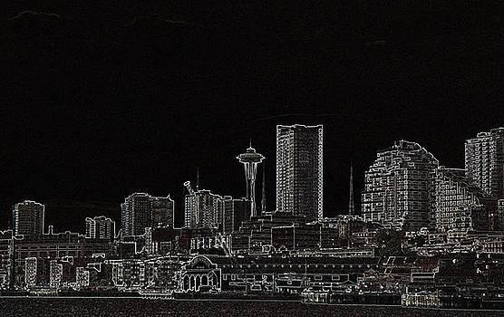 Seattle by Wanda Jesfield