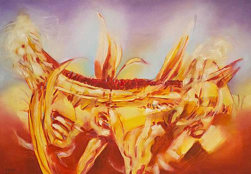 Seed II by Eduardo Aravena