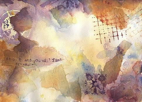 Seeking Treasure by Jo-Ann Dziubek-MacDonald