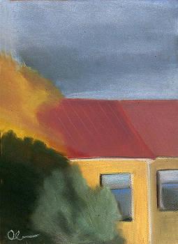 September Windows by Lelia Sorokina