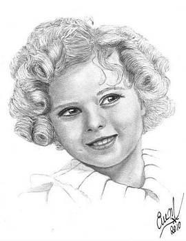 Shirley Temple by Eve Maureen Marshall
