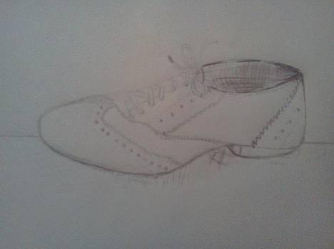 Shoe by Daijonae Moses