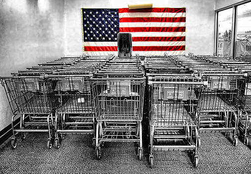 Shop Carts by Bennie Reynolds