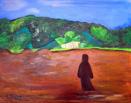 Sicilian Hills by Lana Santorelli