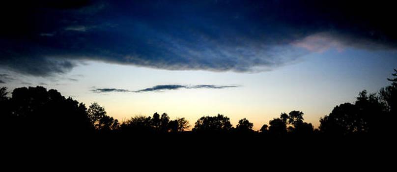 Sky Reflection by Frank DiGiovanni