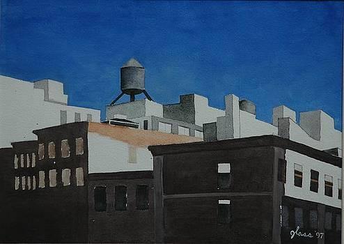 Skyline by Lester Glass
