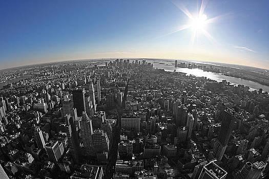 Skyline Manhattan by Marcel Schauer