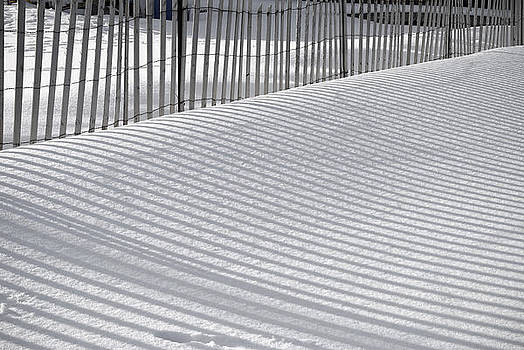Snow Lines by Andrew Kazmierski