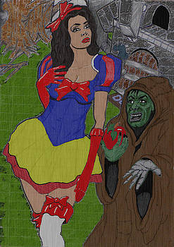Snow White The Decision by Earl Johnson