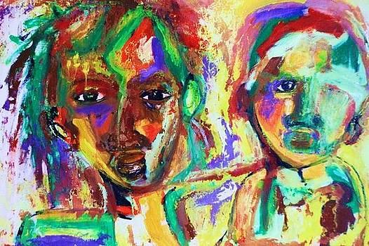 Somali hunger by Dareen  Hasan