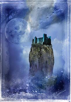 Space Castle by Pavlos Vlachos