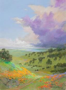 Spring Storm by Reif Erickson