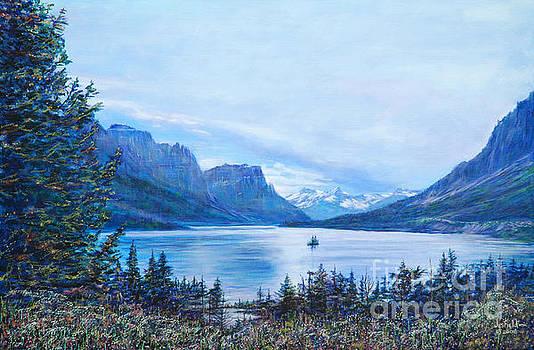 St Marys Lake by LeRoy Jesfield